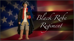 Black-Robed Regiment