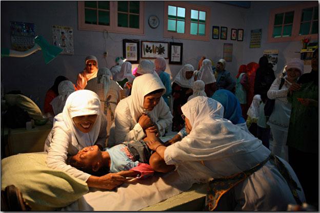 Female genital mutilation 2