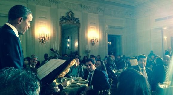 Obama Celebrates Muslim Holiday of Ramadan in the White House
