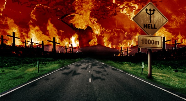 Road to Hell Obama created by U.S. Catholic Bishops