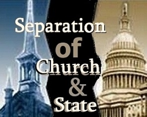 seperation of church and state For some time now, the radical religious right has claimed that there is no such  thing as church/state separation in our constitution they are.