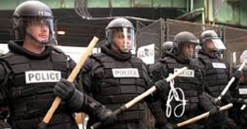 American Police State