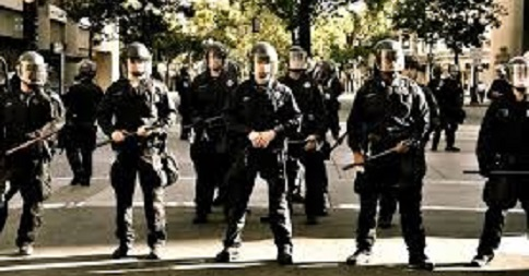 Challenging the American Police State