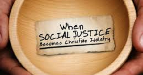 The Christian Message vs Social Justice