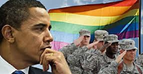 Male-On-Male Rape Epidemic in Obama's Pro-Deviancy Military