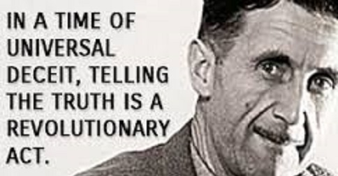 George Orwell Quotes Now Applicable To 2014
