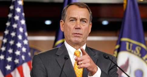 John Boehner is a Traitor