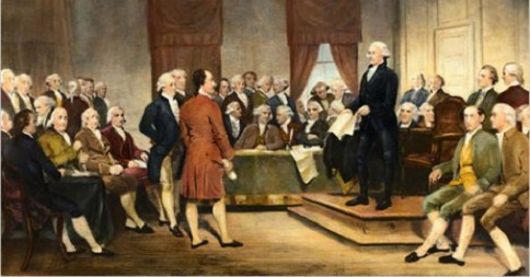 Washington's Farewell Address 1796