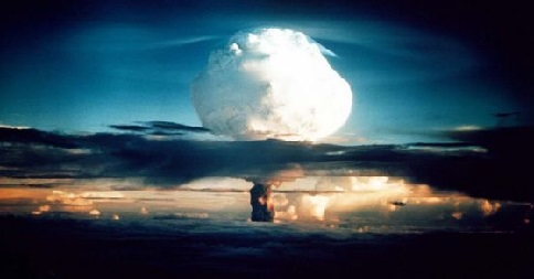 Israel must explode a nuclear bomb device