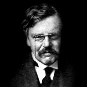 "K Chesterton ... the God and the government becomes the God."" ― G.K. Chesterton"