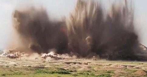 Islam destroys Assyrian city of Nimrud