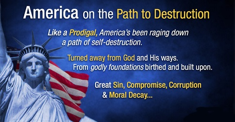God Destroy America