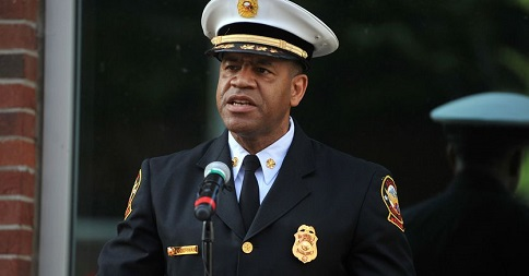 Atlanta Fire Chief Kelvin Cochran