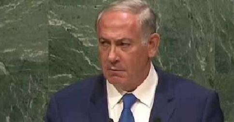 Netanyahu UN speech