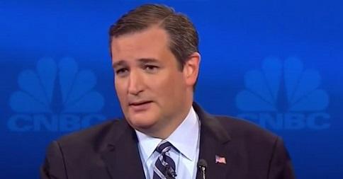 Ted Cruz Republican Debate