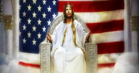 Jesus and the American Police State