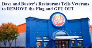 Dave and Buster's Restaurant