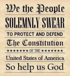 Defend United States Constitution