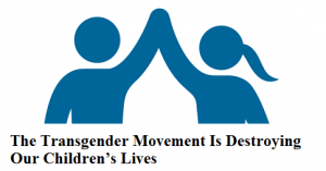 Transgender Movement Is A Fairy Tale Destroying Our Children's Lives