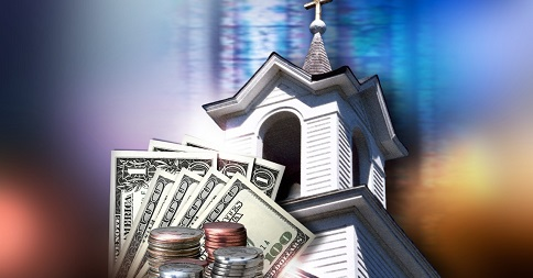 Cashing In On Church - The Richest Mega Pastors in America