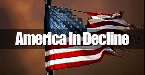 America Is An Empire In Decline